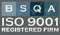 BQSA ISO 9001 registered